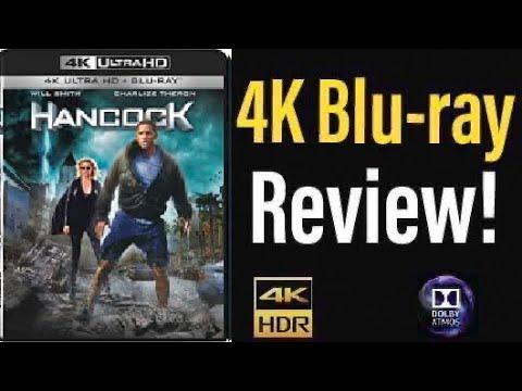 Hancock (2008) 4K UHD Blu-ray Review!