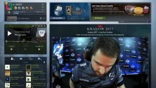 jogo da SK gaming contra os ASTRALIS no major 2017.
