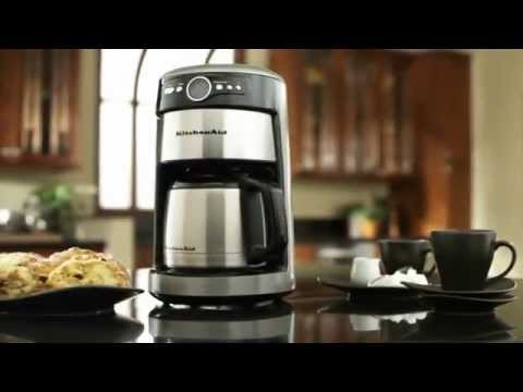 KitchenAid® 12-Cup Thermal Coffee Maker