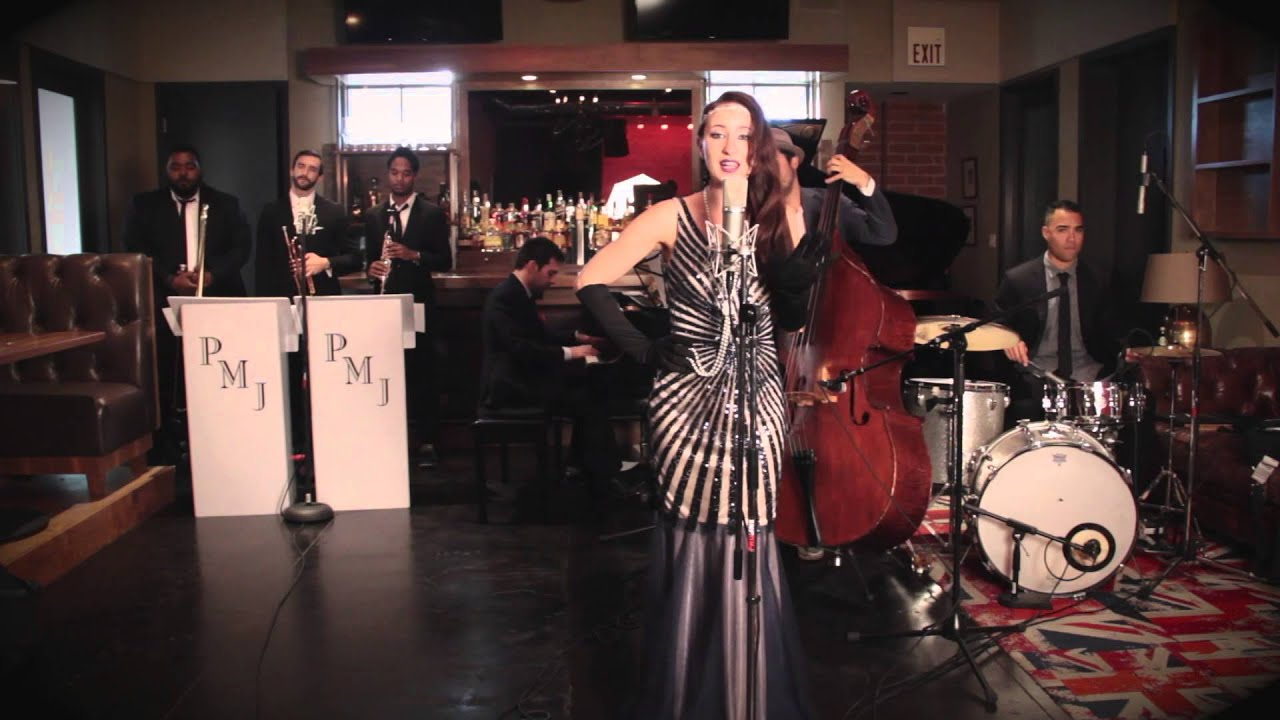 Gangsta's Paradise – Vintage 1920's Al Capone Style Coolio Cover ft. Robyn Adele Anderson