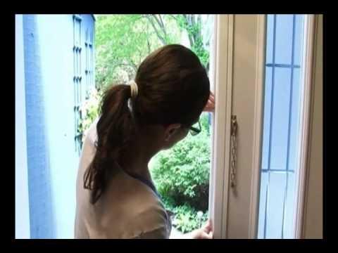 comment poser un joint d'isolation sur une porte