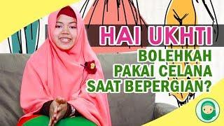 Video CERMIN #6 | Muslimah Pakai Celana. Bolehkah? MP3, 3GP, MP4, WEBM, AVI, FLV November 2018