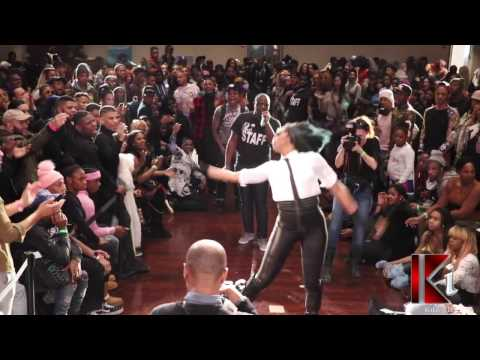 HMI Awards Ball HMA FF Performance 10s pt 1 (видео)