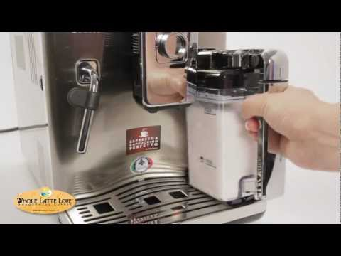 Quick Look: Saeco Exprelia Espresso Machine