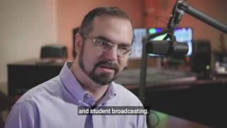 Student Opportunities at KUNV 91.5 FM Radio