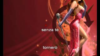Download Lagu Karaoke - Tornerò - Santo California Mp3