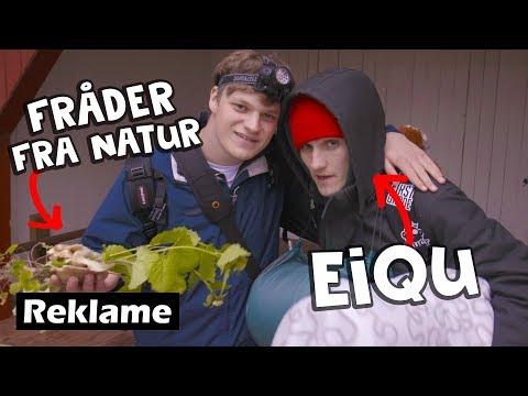 Kokasser, svampe og natur med Eiqu