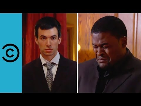 Hiring Strangers To Attend Your Funeral | Nathan For You