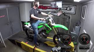 2. How Much Power Does The 2019 Kawasaki KX450 Make?