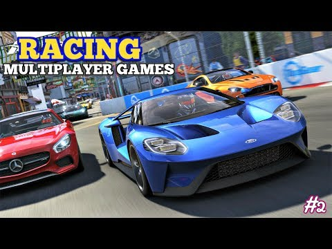 Top 10 RACING multiplayer games for Android/iOS (Wi-Fi/Bluetooth) #2