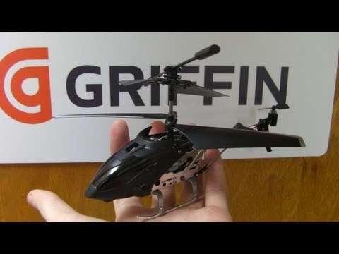 Griffin technology - THANKS for SUBSCRIBING and be sure to JOIN our email newsletter: http://vid.io/xxv LogicLounge got a first look at the Griffin Technology HELO TC. An easy-to...