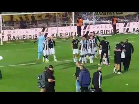 Video - Πασχαλάκης: Έπρεπε να βγει το πέναλτι για να πάρουμε κουράγιο