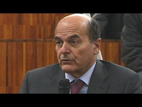 Italian politician Pierluigi Bersani suffers brain hemorrhage