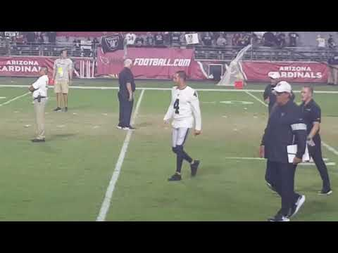 Oakland Raiders vs Arizona Cardinals 20190815