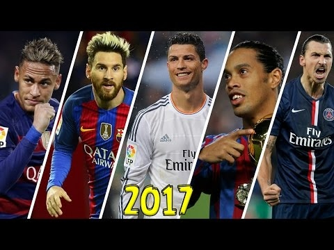 Best Football Skills mix 2017 ● Messi ● Neymar ● Ronaldo ● Bale ● Hazard & More | HD