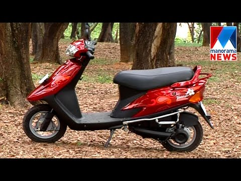 TVS Teenz electric Scooty | Fast Track | Old episode | Manorama News