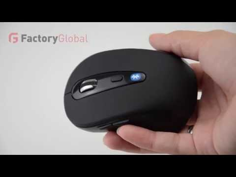 KP-C1311B Optical Wireless Bluetooth Mouse 1000DPI for Laptop Notebook Computer 10 Meters