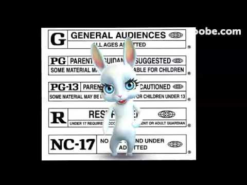 Rating System MPAA ( Voice Daniel Pranjic As Bunny )