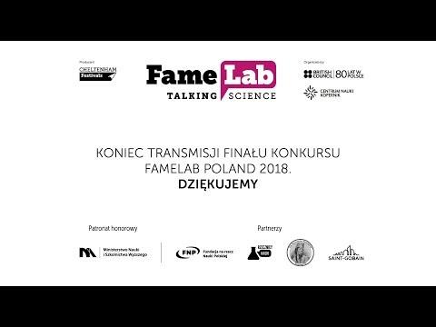 FINAŁ KONKURSU FAMELAB 2018