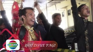 Antusias Warga Dalam Audisi Liga Dangdut Indonesia - Hot Issue Pagi