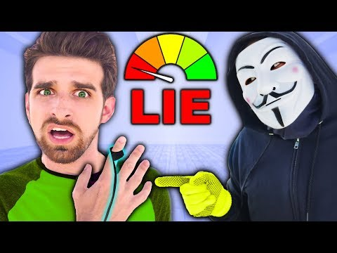 HACKERS GIVE ME LIE DETECTOR TEST To Learn If I'm With Project Zorgo Or Chad Wild Clay & Vy Qwaint