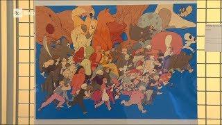 """http://www.raigulp.rai.it - Da tre anni a Civita di Bagnoregio (Viterbo) si svolge """"La città incantata – Meeting dei disegnatori che salvano il mondo"""". Una location non casuale, visto che ha ispirato il regista Hayao Miyazaki per la realizzazione del film di animazione """"Laputa – Il castello nel cielo"""". Ne parlano il direttore artistico della manifestazione, Luca Raffaelli, Giovanna Pugliese del Progetto ABC Arte Bellezza Cultura e l'autore e fumettista Stefano Piccoli."""