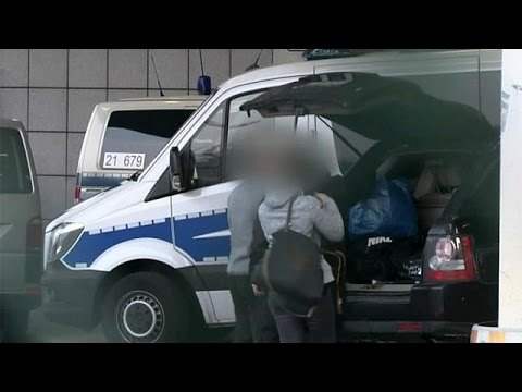 Νέα συλλογική απέλαση Αφγανών μεταναστών από τη Γερμανία