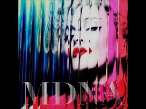 Give Me All Your Luvin' - Madonna feat. Nicki Minaj and MIA (Audio) HQ