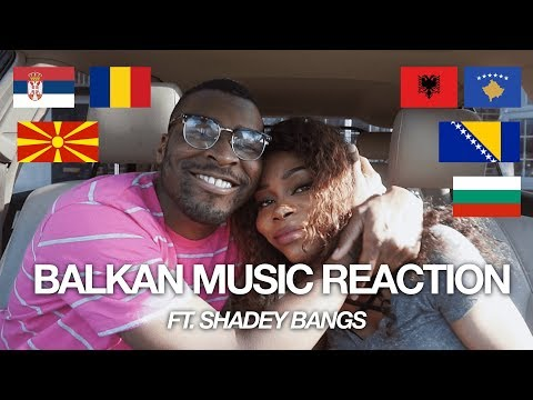 Reaction | Balkan Music Rap/hip Hop/rnb | Babatunde