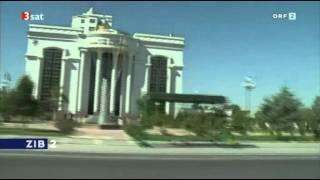 Seltener Einblick in Turkmenistan  10 2011