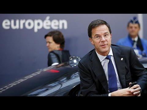 Ολλανδική προεδρία:Η συνέντευξη του Μαρκ Ρούτε στο euronews
