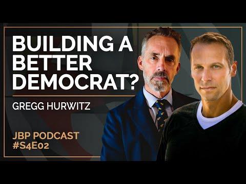 The Jordan B. Peterson Podcast - Season 4 Episode 2: Gregg Hurwitz: Build a Better Democrat