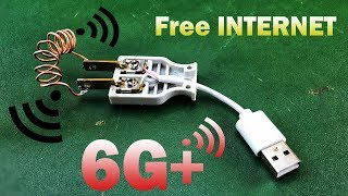 Video New Free Internet WiFi Unlimited 100% Working at Home 2019 MP3, 3GP, MP4, WEBM, AVI, FLV April 2019