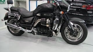 4. Triumph Rocket III Roadster Turbo (280hp)