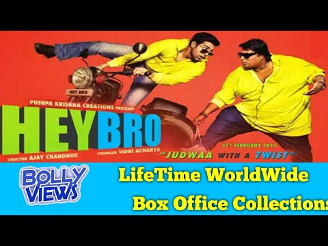 HEY BRO 2015 Bollywood Movie LifeTime WorldWide Box Office Collections Verdict Hit Or Flop