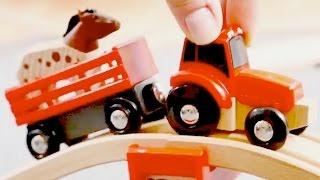 Tractores infantiles - Tractors for children - Trenes y coches - Carritos para niños full download video download mp3 download music download