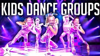 Video BEST TOP 7 Kid Dance Groups on Got Talent Global MP3, 3GP, MP4, WEBM, AVI, FLV Agustus 2019