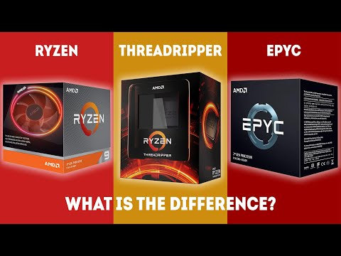 Ryzen vs Threadripper vs Epyc - What Is The Difference? [Simple Guide]