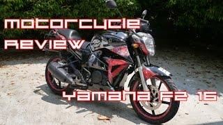 10. Motorcycle Review : 2011 Yamaha FZ16