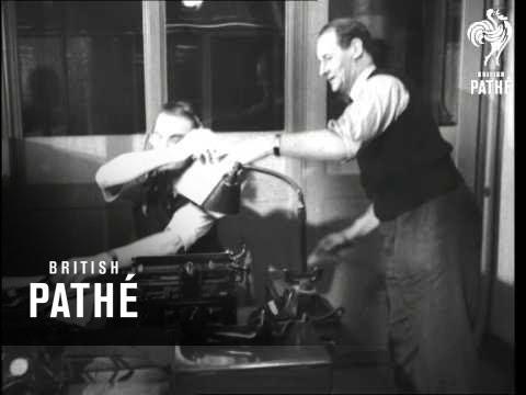 Stop Press - Election Secret Out! (1950)