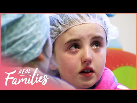 Girl Recovers From Life Threatening Meningitis | Children's Hospital | Real Families with Foxy Games