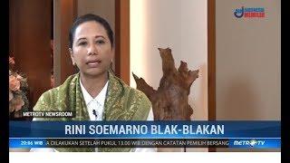 Video Rini Soemarno Blak-blakan Soal BUMN Indonesia MP3, 3GP, MP4, WEBM, AVI, FLV April 2019