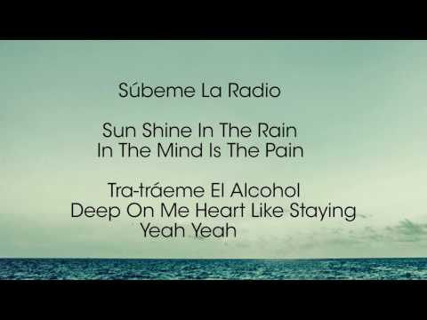 Enrique Iglesias & Matt Terry & Sean Paul - Subeme La Radio |Lyrics - Letra|