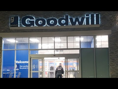Goodwill Thrifting LIVE! Finding Things To Sell On Ebay