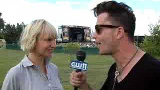 Exclusive Interview with Sia at All Points West Festival
