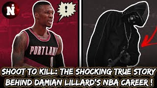 Video The Shocking True Story Behind Damian Lillard's NBA Career! MP3, 3GP, MP4, WEBM, AVI, FLV September 2019