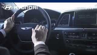 [서울모터쇼 프리뷰] 지능형 고안전차 기술 시연 영상(HDA, TJA)