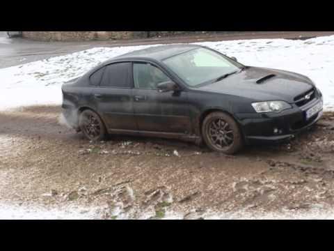 Subaru legacy off road