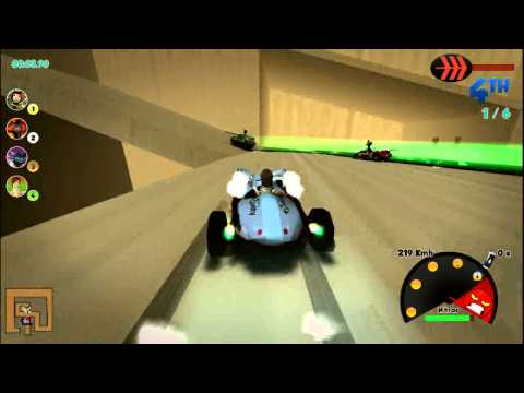 「Nitro Racer XD Update V1.28B」