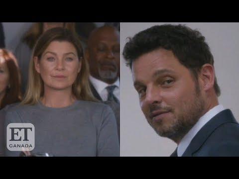 Ellen Pompeo On Justin Chambers' 'Grey's Anatomy' Exit